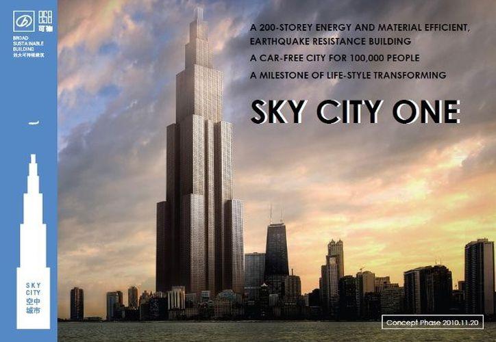 Muchos sostienen que rascacielos tan altos pueden crear problemas también de hundimiento del suelo. (blog.darioalvarez.net)