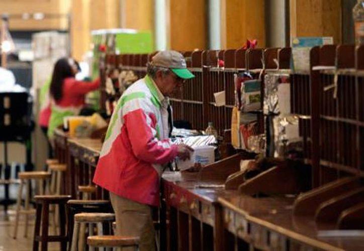Sepomex cuenta con más de cuatro mil agencias postales. (eleconomista.mx)