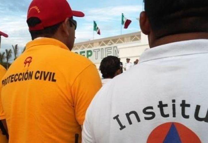 La Dirección de Protección Civil vigilará los festejos del Día de Muertos en Playa del Carmen. (Redacción/SIPSE)