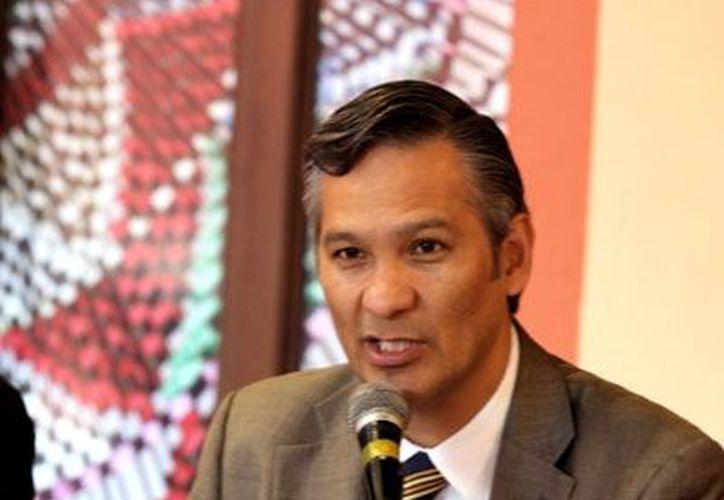 Mújica fue designado titular de Conapred por Felipe Calderón. (Notimex)