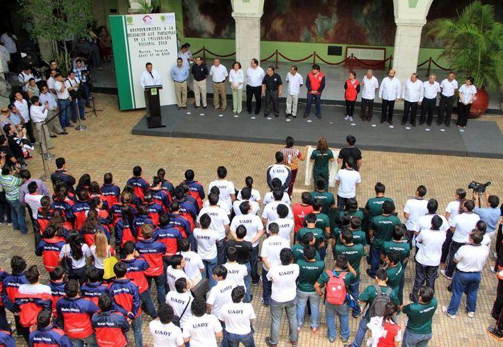 Los atletas yucatecos competirán en 18 disciplinas en Sinaloa. (SIPSE)