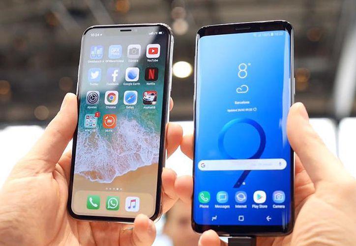 Los celulares prestados durante MWC tienen un software especial que afecta su desempeño. (Andro4all)