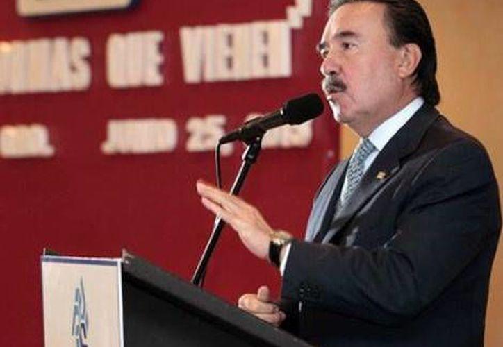 Gamboa Patrón reconoció que no fue sencillo alcanzar los acuerdos legislativos sobre los nuevos impuestos. (milenio.com)