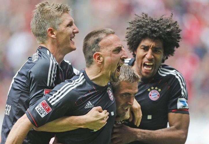 El actual campeón de Alemania disputará la próxima semana la final de la Champions. (Foto: Agencias)