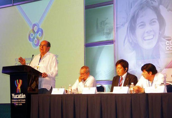 Luis Garate Sáinz,  coordinador general de la Asociación Nacional de Consejos de Participación Cívica, Centro Afiliado de Comunidades Seguras en México. (Milenio Novedades)