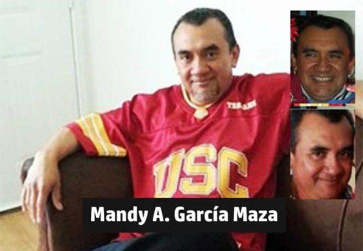 El colectivo cumplió la promesa de publicar información del presunto abusador, se llama Mandy A. García Maza. (Excelsior)
