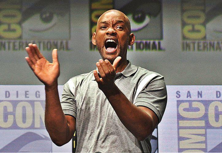 Will Smith se presentó en el cierre de las actividades del Comic-Con Experiencie (CCXP17), en Brasil. (Contexto/ Internet)