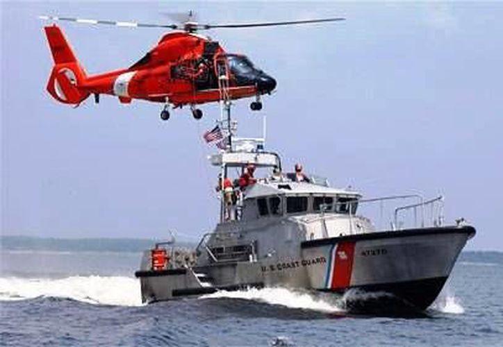 Los equipos de rescate inspeccionaron aproximadamente 4 mil millas cuadradas del océano Atlántico. (Internet)