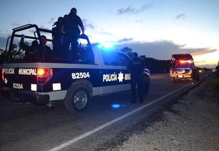 El cuerpo encontrado no tenía signos de violencia y no fue identificado. (Redacción/SIPSE)