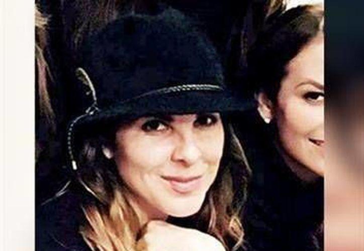 La conductora de 'Mojoe', Yolanda Andrade (sup.) tiene una gran amistad con Kate del Castillo, por lo que se le vincula como posible contacto entre 'El Chapo' y la acriz. (Instagram:Yolandamor)