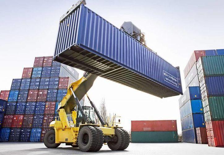 La exportación local será de los pocos sectores que no se vean golpeados por las constantes alzas del dólar. (SIPSE)