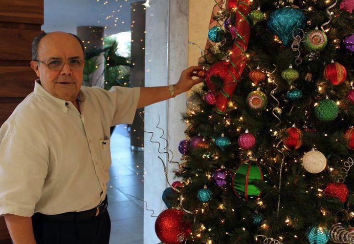 El Presidente de la Liga Mexicana de Beisbol anunció que a finales de la temporada 2016 dejará el cargo principal del beisbol profesional de México.(Sipse)