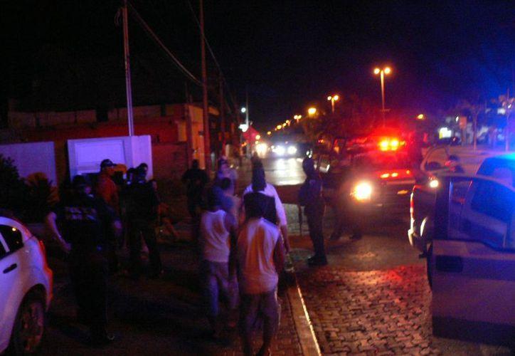 El 40% de los delitos que se cometen en Tulum ocurren durante el fin de semana.  (Rossy López/SIPSE)