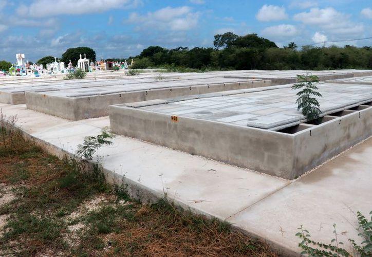 Cuatro de los cinco camposantos de Mérida están por alcanzar su máxima capacidad. (Jorge Acosta/ Milenio Novedades)