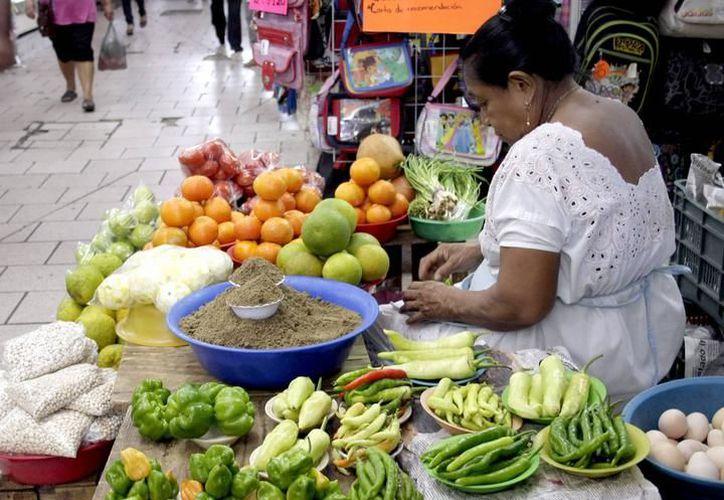 La Cámara Nacional de Comercio, Servicios y Turismo de Mérida (Canacome) descartó que el abasto de alimentos en la entidad esté en riesgo. (SIPSE)