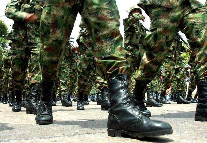 Según la Fiscalía salvadoreña, las granadas eran parte de 18 lotes de armamento de la Fuerza Armada, y según los registros de la institución castrense, 16 ya están inventariados como ya destruidos. (EFE/Archivo)