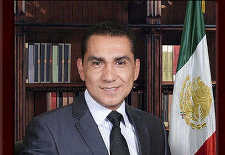 José Luis Abarca Velázquez, pidió licencia por 30 días para separarse del cargo de alcalde de Iguala, luego de los hechos ocurridos el pasado viernes que dejaron un saldo de seis muertos.  (Foto: Milenio)
