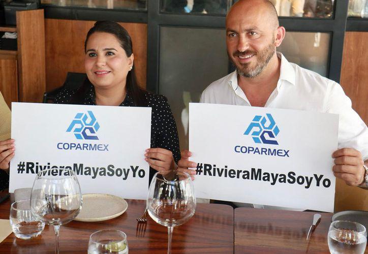 La candidata al Senado, Mayuli Martínez apoya la reforma al artículo 102 para la Fiscalía General Independiente. (Foto: Redacción)