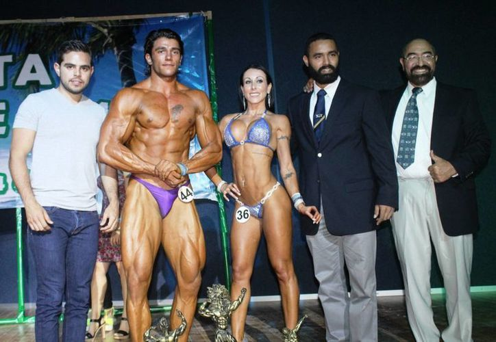 En el evento clasificatorio participaron más de 50 atletas. (Raúl Caballero/SIPSE)