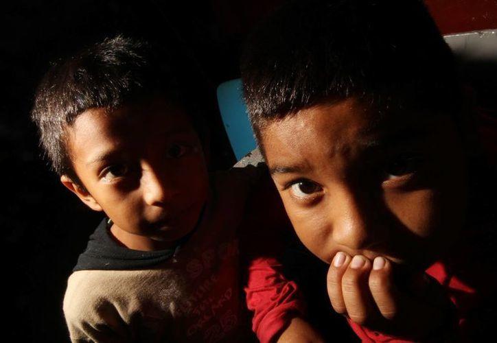 Este martes fueron rescatados cientos de niños del albergue La Gran Familia, en Zamora, Michoacán, que vivían en condiciones insalubres. (Notimex/Foto de contexto)