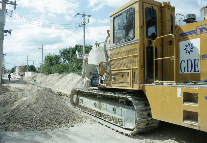 El sector de la construcción busca la generación de empleos y derrama económica. (Adrián Barreto/SIPSE)