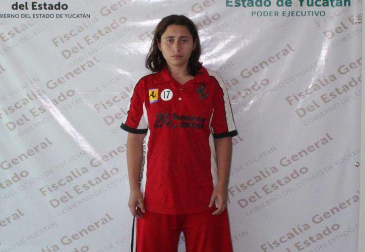 Jessyca Herrera Pino le asestó varios martillazos en la cabeza a su víctima. (Cortesía)