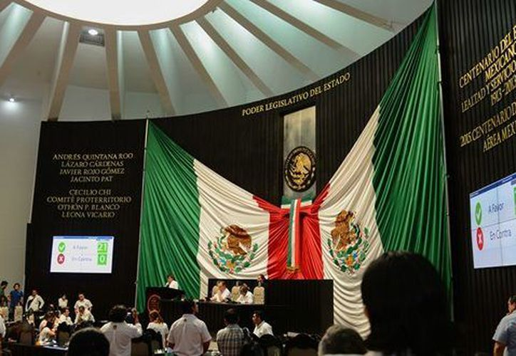 Se espera que en junio próximo se aprueben las iniciativas relacionadas con el sistema anticorrupción, para Quintana Roo. (Contexto)