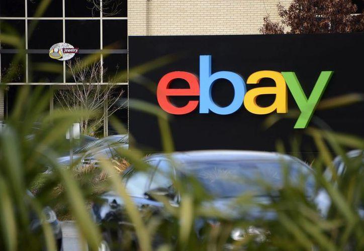 PayPal, perteneciente a eBay, se dio cuenta del error al instante. (EFE)