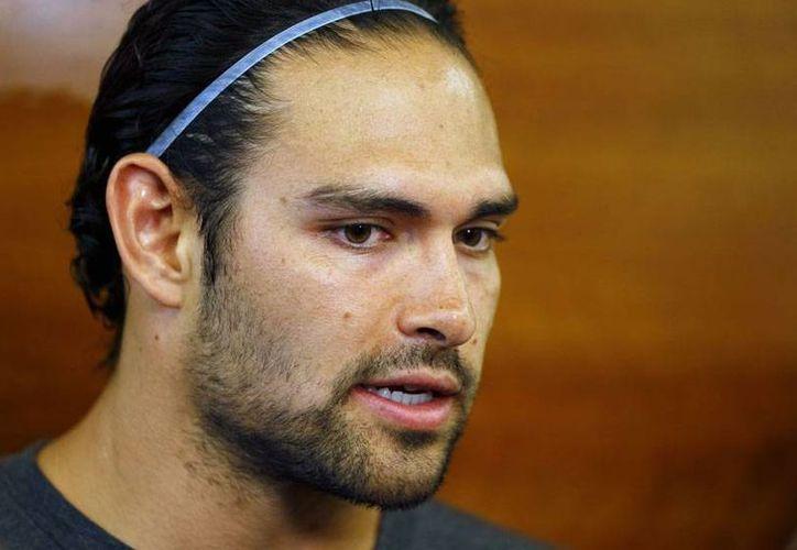 De cara al enfrentamiento contra Geno Smith, Mark Sánchez (foto) asegura que le gusta la competencia. (Agencias)