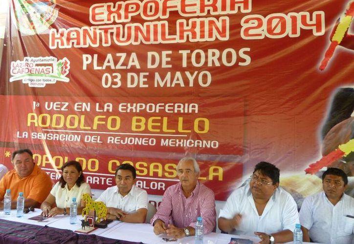 Los organizadores le darán un nuevo brillo a la feria. (Raúl Balam/SIPSE)