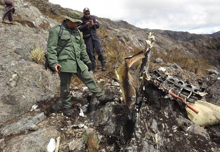 Las autoridades venezolanas determinaron que su país no era el destino final de la droga hallada en la avioneta. (noticias24.com)