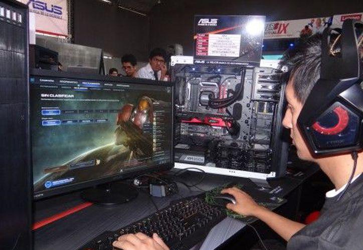 El estudio de Kaspersky Lab, aseguró que 12% de los jugadores mexicanos han sido víctimas de algún delito en línea. (Contexto/Internet)