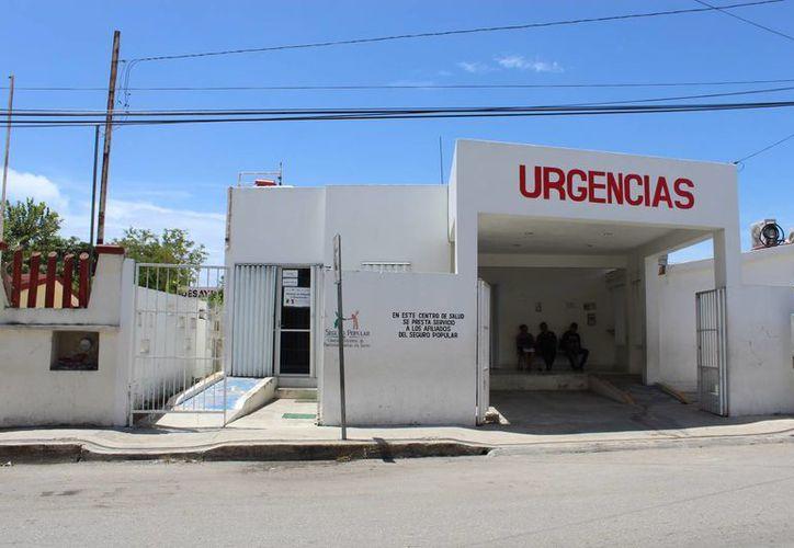Tulum solo cuenta con el mismo centro de salud que atiende a una población que ha crecido. (Sara Cauich/ SIPSE)