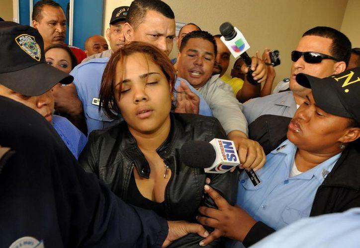 Familiares de Martha Heredia dijeron que se deprimió mucho al confirmarse que seguiría en prisión preventiva. (EFE/Archivo)