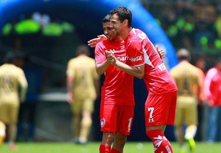 El Toluca solo ha ganado un encuentro en el Apertura 2014. (Foto: Jam Media)