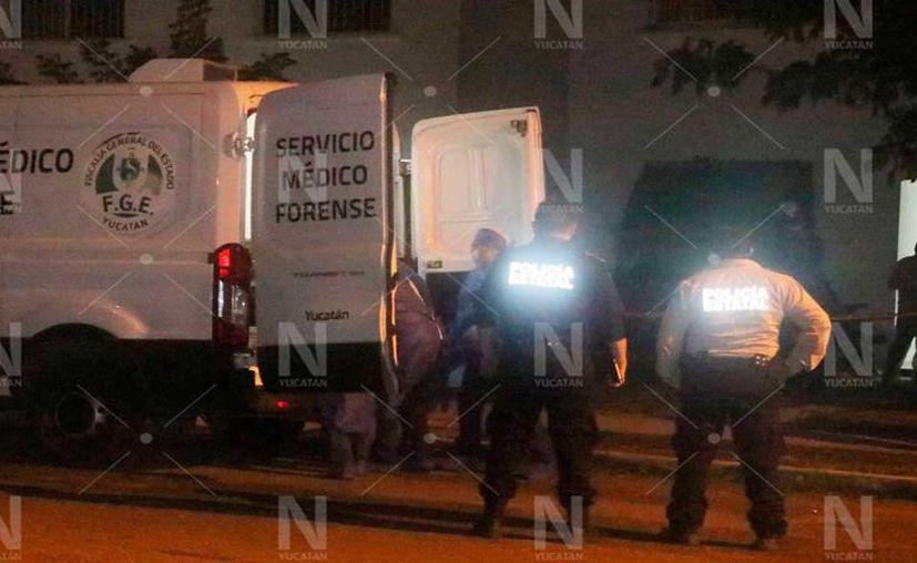 Encuentran sin vida a hombre en Ciudad Caucel.(Foto: Novedades Yucatán)