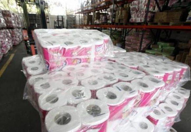 El cargamento de papel higiénico, que llevaba la droga oculta, se dirigía a Guadalajara para seguir a Monterrey. (Archivo/SIPSE)