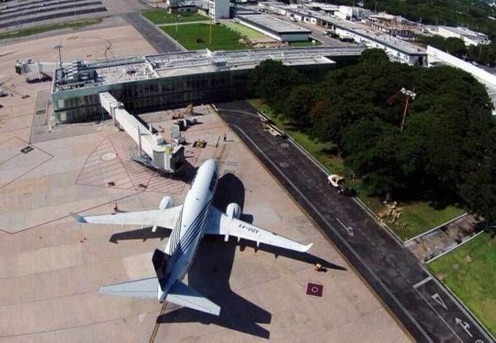 Los yucatecos iniciarán estas vacaciones mejor conectados con otros destinos al inaugurarse vuelos diarios y directos a Monterrey y Guadalajara. (Archivo Milenio)