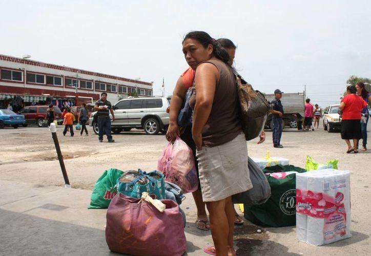El turista beliceño deja una derrama económica de 50 dólares americanos. (Archivo/SIPSE)