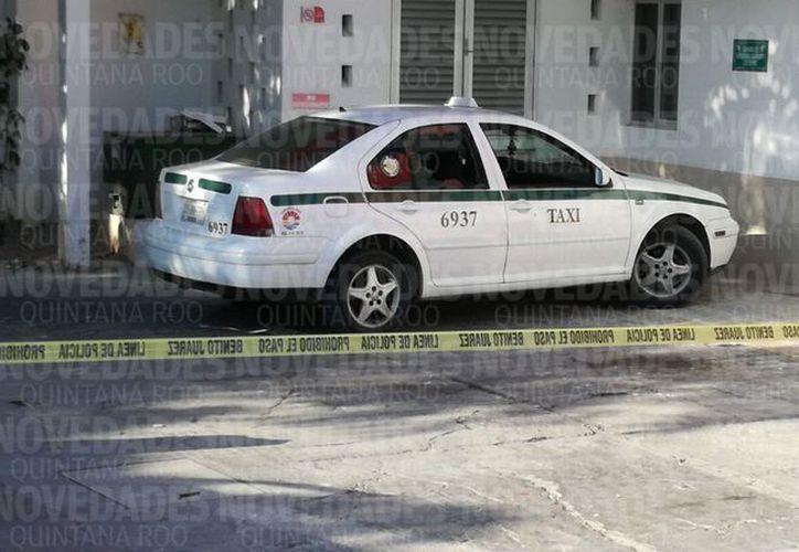 Hasta el momento se desconoce quiénes fueron los agresores y los motivos del ataque. (Pedro Olive/ SIPSE)