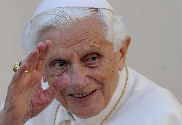 El papa Benedicto XVI. (EFE/Archivo)