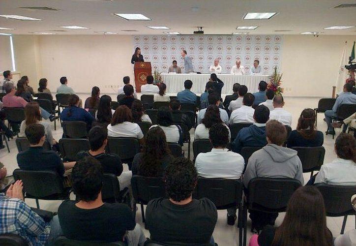 Al evento asistieron 150 líderes de la industria turística local. (Twitter/@AnahuacCancun)