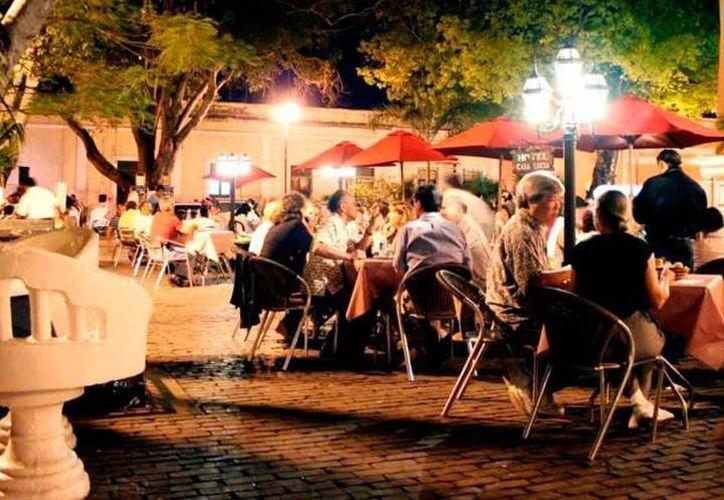Las nuevas disposiciones sobre el ruido deben ser acatadas por restaurantes, bares y cantinas de todo Mérida. (Archivo/Sipse)