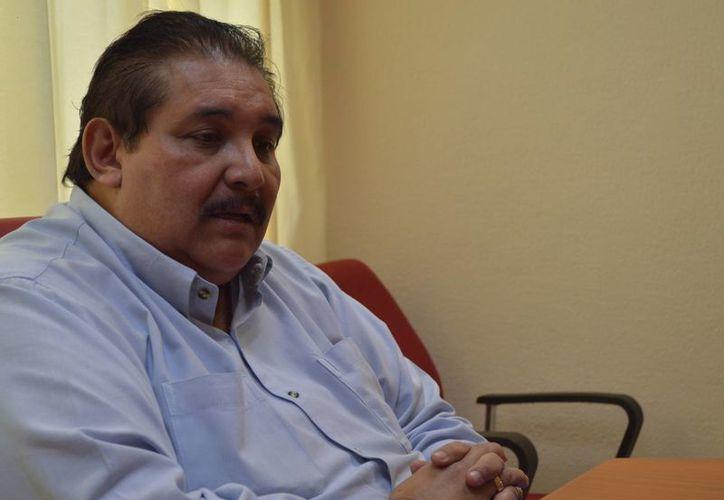 El fiscal general del estado dijo que aplicarán al personal el examen de diagnóstico. (Eric Galindo/SIPSE)