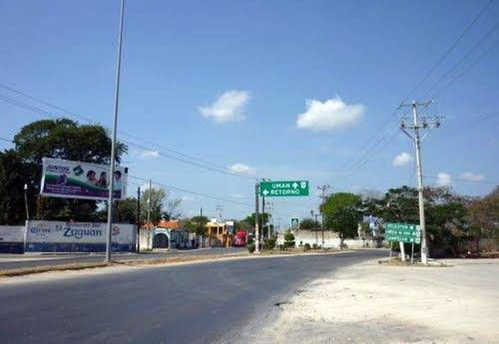 Consideran que Umán es pieza clave para detonar el desarrollo en la zona metropolitana de Yucatán. (Milenio Novedades)