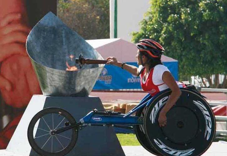 De los 750 deportistas que competirán en los Juegos Nacionales de Sillas de Ruedas, casi una octava parte son de la Ciudad de México. (ntrzacatecas.com/Foto de contexto)
