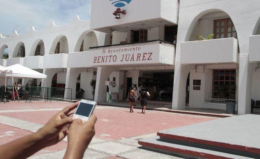 La iniciativa integraría los servicios que ofrece la Comuna. (Tomás Álvarez/SIPSE)