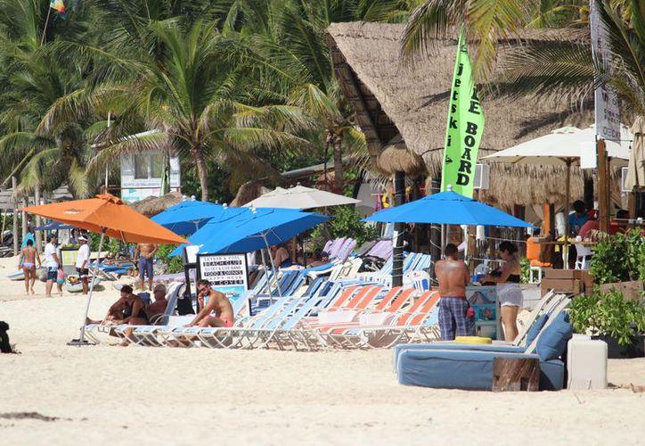 Los hoteles podrían registrar repuntes que alcanzarían el 95% en la ocupación. (Adrián Barreto/SIPSE)