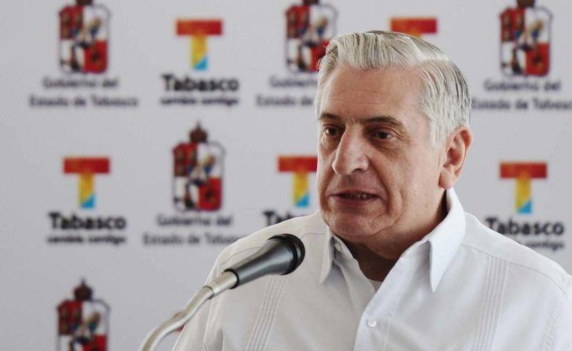 Arturo Núñez presentó una serie de demandas contra el exmandatario Andrés Granier. (Archivo/Notimex)