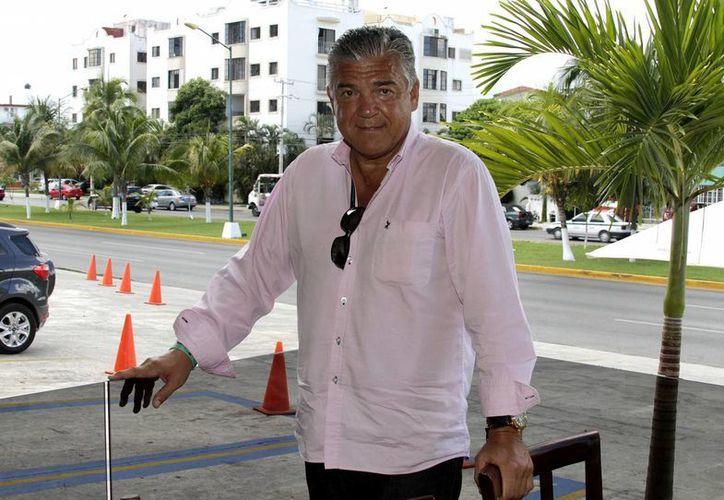 Héctor Miguel Zelada asumió el cargo el pasado 10 de diciembre. (Redacción/SIPSE)